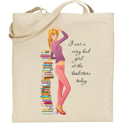 Booktique Book Totes