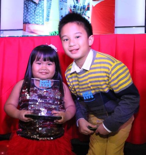 Ryzza Mae and Bimby - Baby and Family Expo Philippines 2013