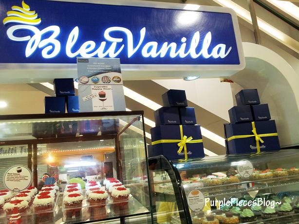 Bleu Vanilla SM North