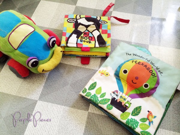 Fabric Books for Babies