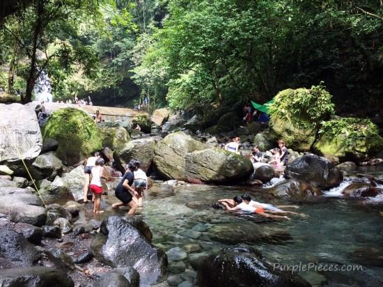 Taytay Falls Laguna