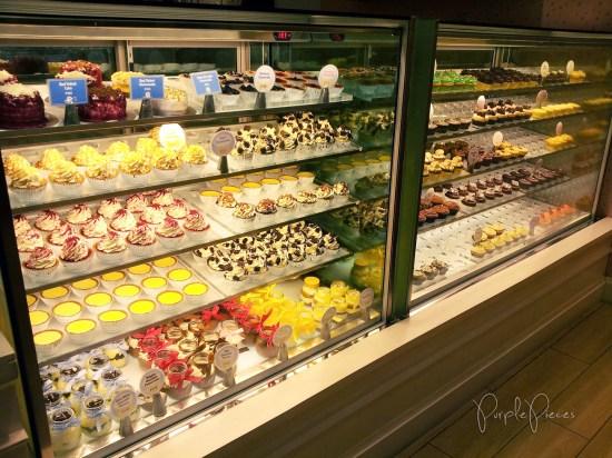 Cupcake Store in Trinoma