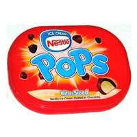 Nestle Ice Cream Pops
