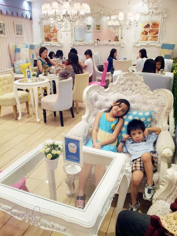 Vanilla Cupcake Bakery Philippines