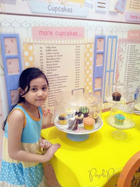 Vanilla Cupcake Bakery and Cafe