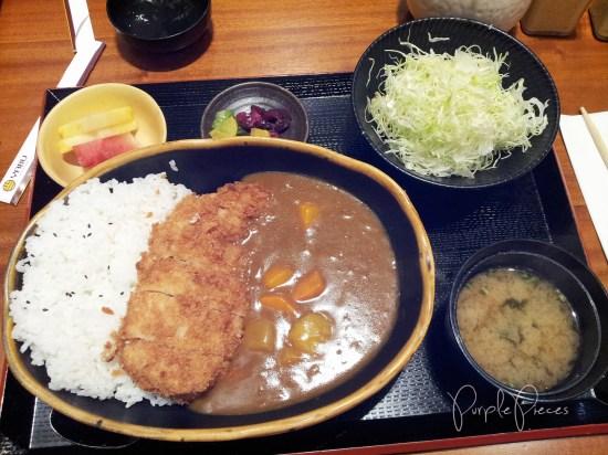 Yabu Rosu Katsu Curry