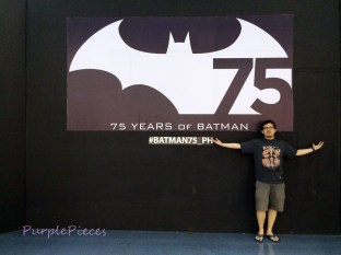 75 Years of Batman SM North EDSA