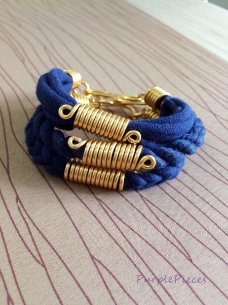 Bend Accessories Tri Bracelet