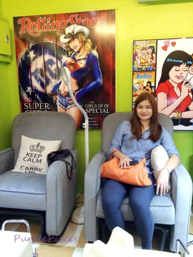 Pamper Couch Nail Spa P Tuazon