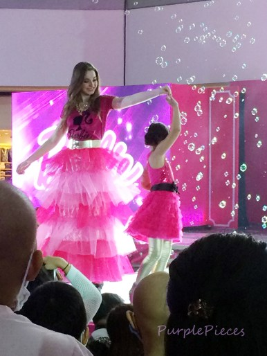 Barbie x The Princess in Me Fashion Show