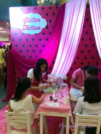 Glitter Tattoo - The Princess in Me SM North EDSA