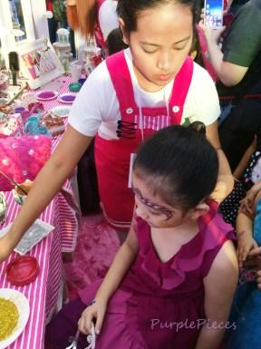 Hair Salon - The Princess in Me SM North EDSA