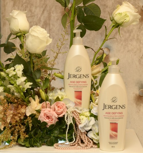 Jergens Age Defying Lotion
