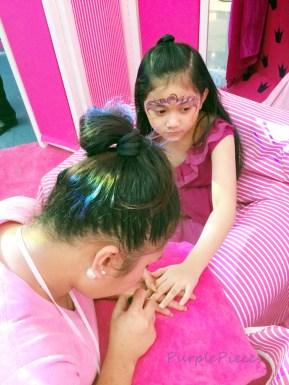 Nail Salon - The Princess in Me SM North EDSA