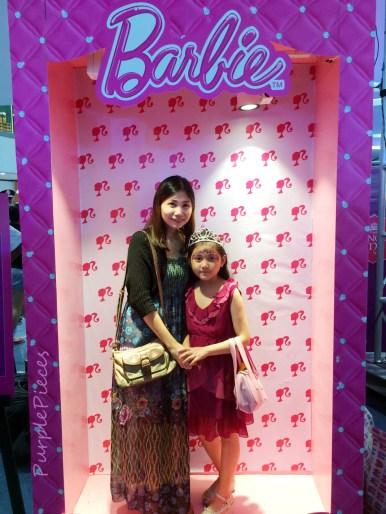 The Princess in Me - Barbie Box