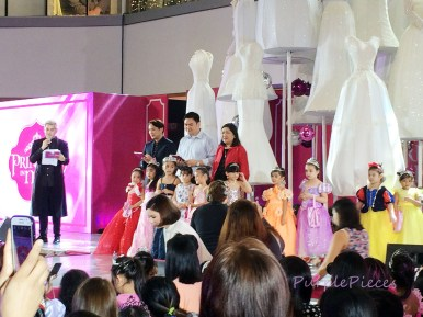 The Princess in Me event 2014