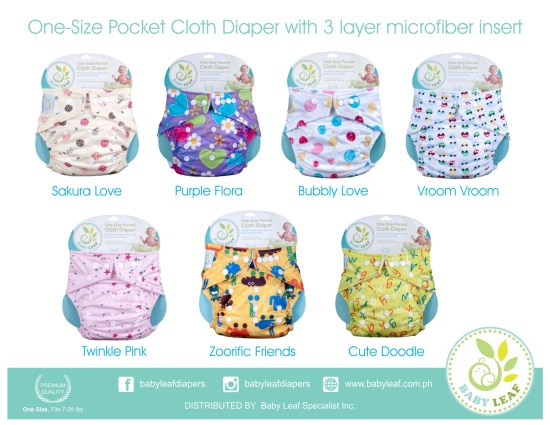 Baby Leaf Diapers Philippines