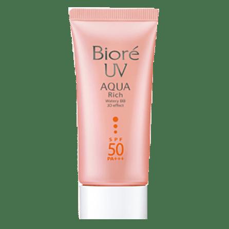 Biore UV Aqua Rich Aqua Rich Watery BB 3D Effect