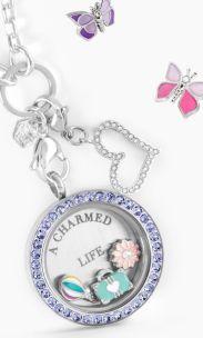 Charmed Life locket