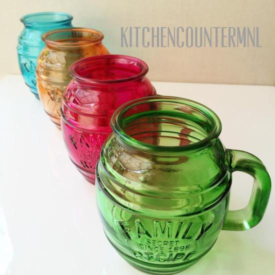 Family Recipe Jars