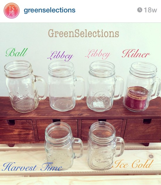 Mason Jar Brands