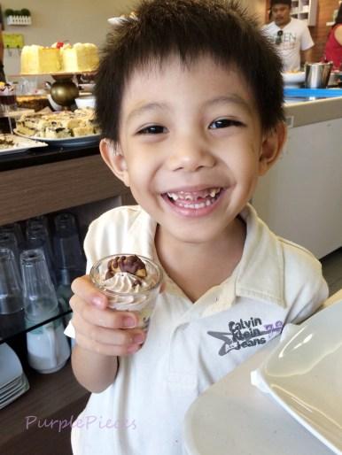 Kids Buffet - Love Desserts