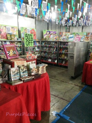 Scholastic Books Sale