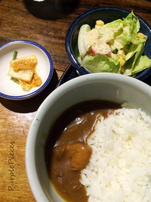 Hokkaido Ramen Santouka - Curry Rice Bowl