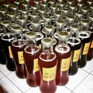 Mutya's Raw Honey 500ml