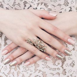 Nail Polish for June Brides