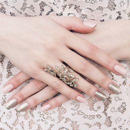 Nail Polish for June Brides