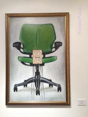 Memory of a Batibot Chair by Roel Salvatierra