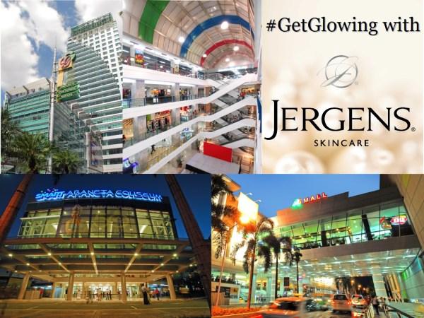 Jergens x Araneta Center