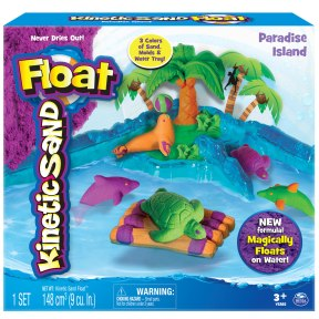 Kinetic Sand Float - Paradise Island