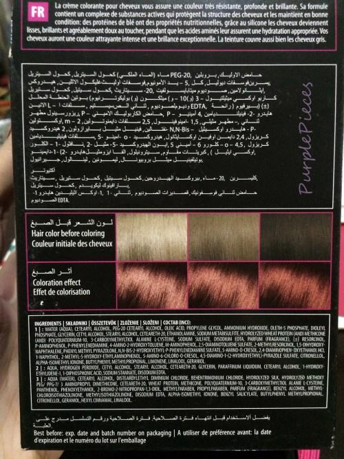 Revia Hair Color PH