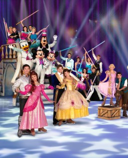 Disney on Ice Magical Ice Festival - Cast