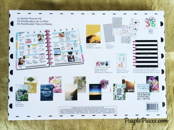 The Happy Planner Best Days 12 Month Kit