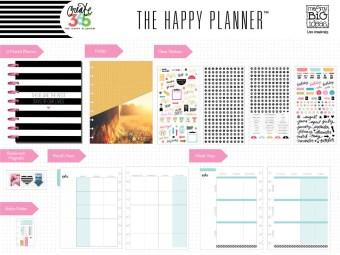 The Happy Planner Best Days