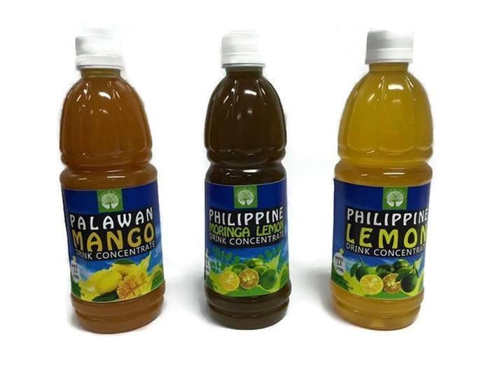 Healthy Tropics Drink