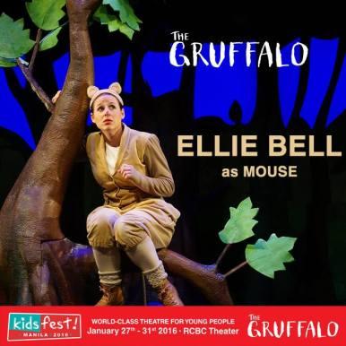 Kidsfest Manila The Gruffalo Live 2016