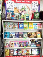 Scholastic Warehouse Sale Summer - Discounted Books