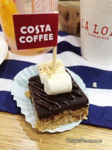 Costa Coffee Smores