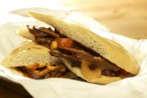 Sigs Smokehouse Beef Brisket Sandwich