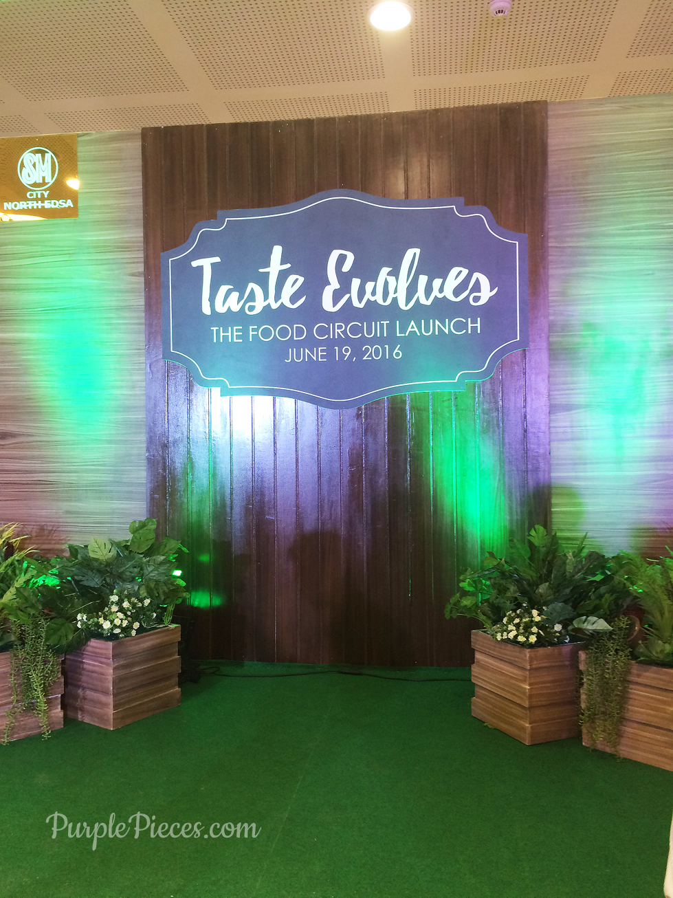 Taste Evolves - The Food Cicuit Launch