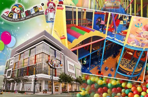 active-fun-the-fort-bonifaio-global-city