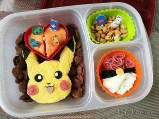 Pikachu-Bento-Box