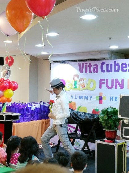 Vita Cubes Event - Magic Show
