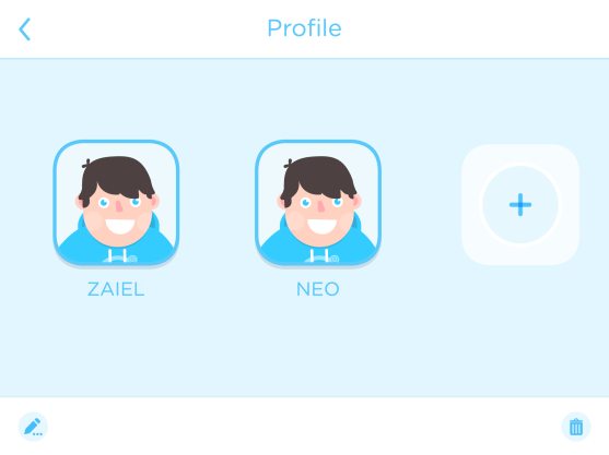lingokids-child-profiles