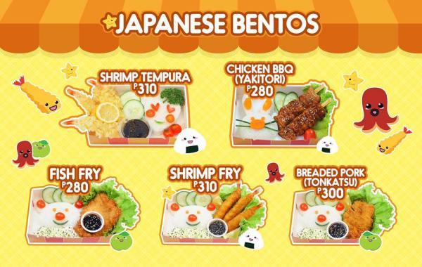 Oh Bento Nuvali - Japanese Bentos