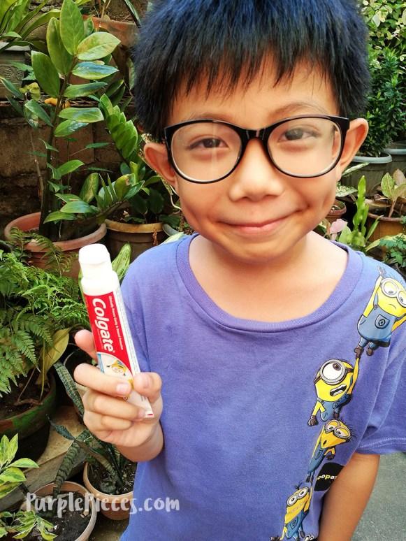 Colgate-Minions-Bubble-Fruit-Toothpaste